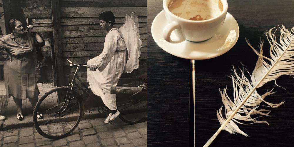 fahrrad-engel-kaffee-feder