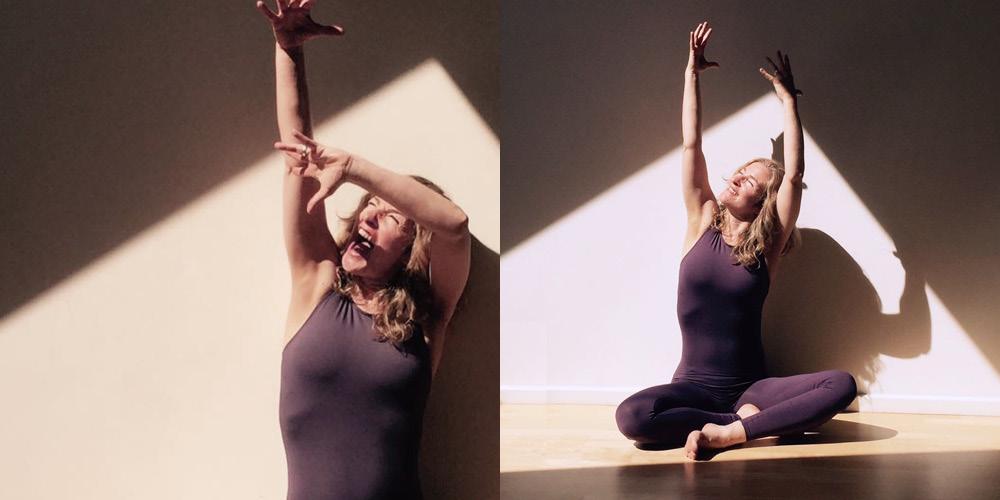 yoga-zimmer-sonnenschein-frau